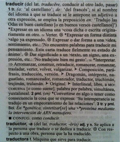 «¿Tradu... qué? ¿Qué es traducir?». Bella lectura sobre eso abstracto que, para nosotros, los traductores, es tan concreto... | Traducción e Interpretación: idiomas | Scoop.it
