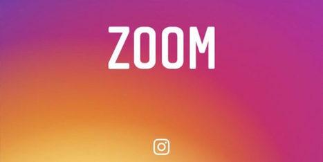 Instagram: lo zoom come nuova strategia di content marketing | Inside Marketing | Scoop.it