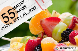 55 Healthy Snacks Under 200 Calories | Latest on Healthy Eating | Scoop.it