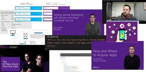 Visual Studio – Developer Top Ten for Jan 22nd, 2016 - Dmitry Lyalin | Visual Studio ALM | Scoop.it