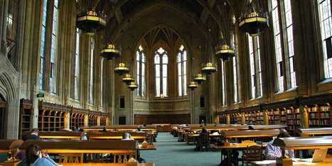 The 16 Coolest College Libraries In The Country | Libraries | Scoop.it