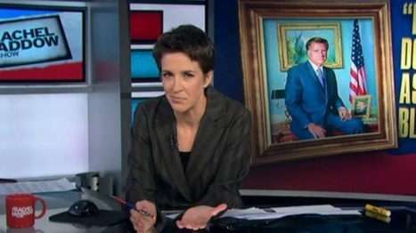 Maddow: Think Obamacare rollout is messy? You should have seen Romneycare | Daily Crew | Scoop.it