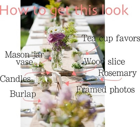 5 Great DIY Wedding Tutorials|Uniquely You Planning On How To Plan A Perfect Wedding | Wedding Planning | Scoop.it