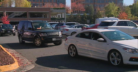 Why hundreds are killed in crashes in parking lots and garages every year | Location Is Everywhere | Scoop.it