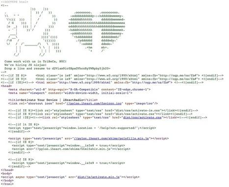 Keyboard Art? | ASCII Art | Scoop.it