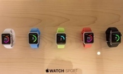 Apple Watch sales reach nearly 1m on first Day of Orders | Technology in Business Today | Scoop.it