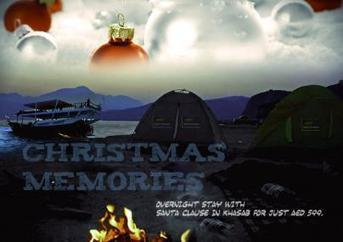 Christmas Memories: Overnight Stay With Santa Clause in Khasab For Just AED 599. | Townsdeal | Social Shopping Hub | Scoop.it