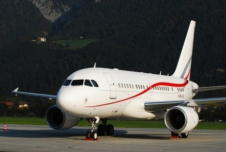 Tyrolien Jet Services met en ligne l'318ACJ ! : avia news | FlightControl | Scoop.it