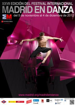 Madrid, quiero vertedanzar…   Festival Internacional Madrid en Danza 2012   Scoop.it