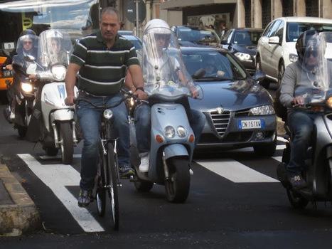Bicicletas, ciudades, viajes...: ¿Es posible impulsar la bici sin desincentivar el uso del coche?   Deporte sostenible UNDAV   Scoop.it