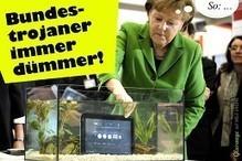 Vorsicht, Satire!: Bundestrojaner-Überwachung total unprofessionell? | staatstrojaner | Scoop.it