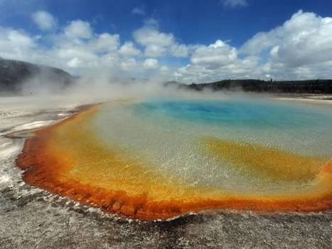 Risk of supervolcano eruption big enough to 'affect the world' far greater than thought, scientists say | Geography @ Stretford | Scoop.it