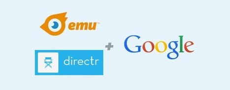 MORE GOOGLE ACQUISITIONS, EMU AND DIRECTR | Trending App Industry News | Scoop.it