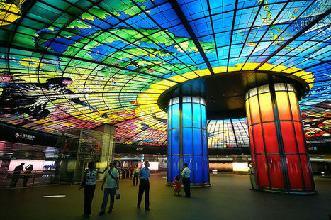 The Most Beautiful Metro Stations In The World | 20 Gross Ingredients You Eat Everyday | Scoop.it
