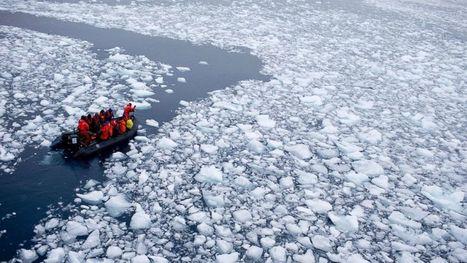 The Big Melt: Antarctica's Retreating Ice May Re-Shape Earth - ABC News | Antarctica | Scoop.it