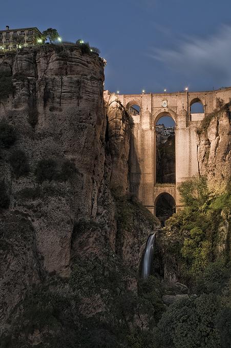Imágenes de Andalucía: Puente Nuevo del Tajo de Ronda.   La Andalucía Libre   Scoop.it