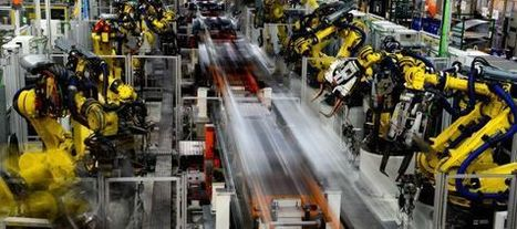 La industria del motor acelera | Geografia de España | Scoop.it