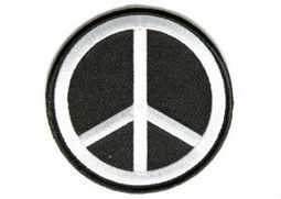 Peace sign patch!! | Patches for Motorcycle Rider Jackets | Scoop.it