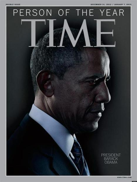 Obama Is TIME'S Person Of The Year, But Where Are The Women? | Marketing your book | Scoop.it