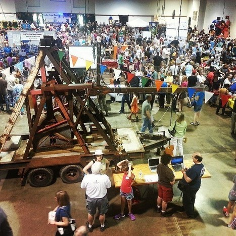 Greetings From The Fourth Maker Faire North Carolina | Open Hardware | Scoop.it