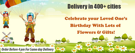 Send Flowers to Pune   Free home delivery   Order gifts at sendflowerstoindia   Send Flowers to India   Scoop.it