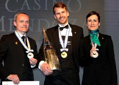 Jon Arvid Rosengren (Suède) nouveau Meilleur Sommelier du Monde | Le vin quotidien | Scoop.it