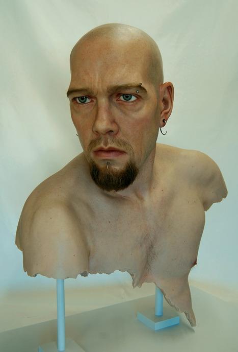 Jamie Salmon | Sculptor | les Artistes du Web | Scoop.it