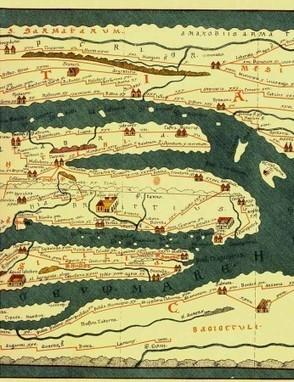 El primer mapa de carreteras… ¡en Roma! | Mundo Clásico | Scoop.it