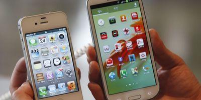 Apple et Samsung, ce sont 100% des profits de l'industrie du mobile | business plan conseils 06.68.32.92.46 www.dice33.net | Scoop.it