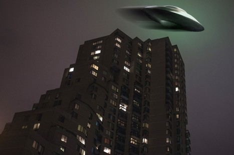 High Number of UFO Sightings Confirms 'Age of Apocalypse' - The Link | Interesting Things - A different world | Scoop.it