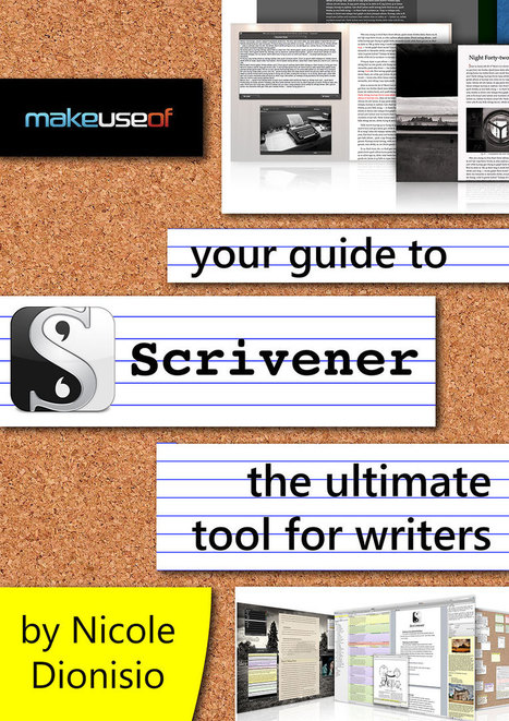 Your Guide To Scrivener | Transliteracies, Libraries and 21st century information fluency | Scoop.it