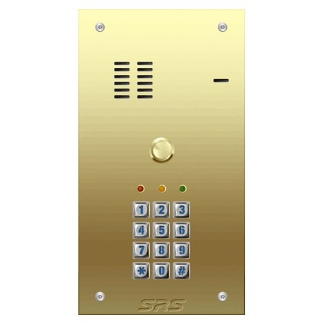 Brass Intercoms, Affordable with options to engrave!   Door Entry Systems   Scoop.it