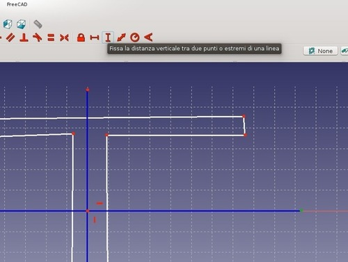 Freecad cad 3d free tutorial e manuale per iniziare for Cad 3d gratis italiano