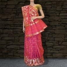 Banarasi Sarees Collection of Pure Silk for Online Shopping : Madhurya   Kurtis, Sarees, Jewellery   Scoop.it