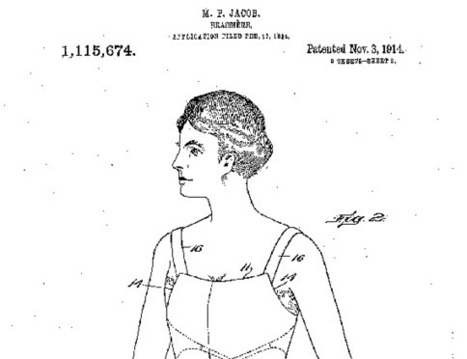The First Bra Was Made of Handkerchiefs | Travel Bites &... News | Scoop.it
