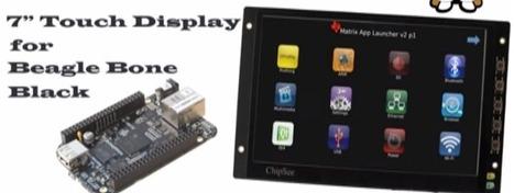 สร้าง tablet ใช้เองด้วย beaglebone black   Beaglebone   Scoop.it