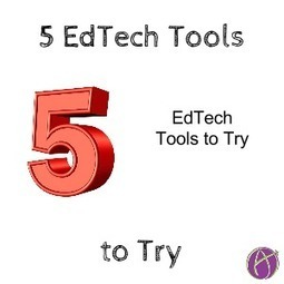 5 EdTech Tools to Try :: Teacher Tech :: Alice Keeler | Into the Driver's Seat | Scoop.it