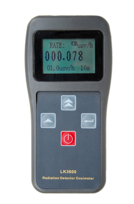 Nuclear radiation detector LK3600 doses of radiation detector Geiger counter tubes in Chinese/Japanese/English | Radiation Meter | Scoop.it
