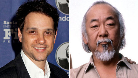 Wanna feel old? Ralph Macchio is now the same age that Pat Morita was in the first 'Karate Kid' | The Martial Arts | Scoop.it
