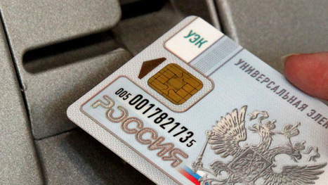 Russia develops its own chip technology for national payment card ... | Knowledge Is Power | Scoop.it