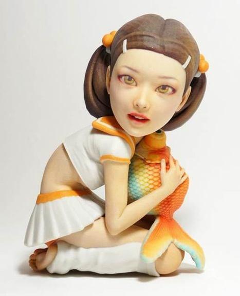 Art et Imprimante 3D – Les sculptures de Eric van Straaten   ArTIES   Scoop.it