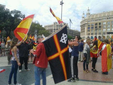 Los fascistas se 'colaron' en la manifestación del PP, empañando su ... - elplural.com | Partido Popular, una visión crítica | Scoop.it