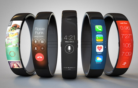 This Apple iWatch Concept Design Is Simply Incredible | design & interface | Scoop.it