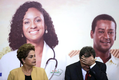 Dilma Rousseff, Facing Impeachment in Brazil, Has Alienated Many Allies | Business Video Directory | Scoop.it