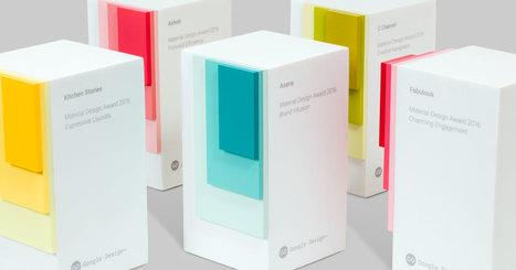 Material Design Awards 2016 | El Mundo del Diseño Gráfico | Scoop.it