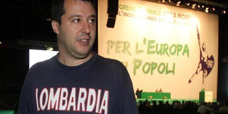 Giorgetti (e Stucchi) accanto a Salvini | Lega Nord | Scoop.it