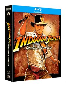 Indiana Jones - La collezione completa in Blu | La storia del cinema | Scoop.it