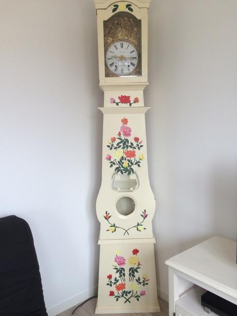 Mon horloge comtoise et creusoise | Généalogie | Scoop.it