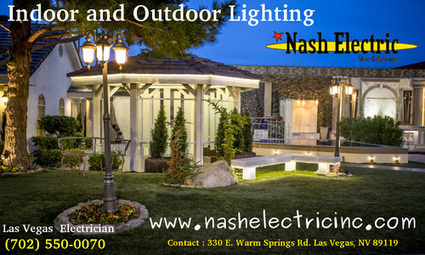 Henderson and Las Vegas Electrical Services | Las Vegas Electric Repair & Replacement Services | Scoop.it
