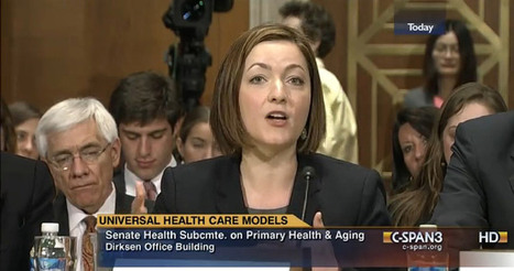 Doctor who schooled U.S. senator 'thrilled' by Canadian support | Medical Rescue: Healthcare Needed | Scoop.it